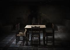 fast day (*BegoñaCL) Tags: table chair begoñacl bg~ cortometraje shortfilm