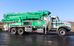 DRF Pumping Services Truck (raserf) Tags: drf concrete cement foundations delaray pump pumper pumping truck trucks mack putzmeister sturtevant wisconsin racine county lincoln delaware services inc