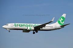 Transavia PH-HXK Boeing 737-8K2 Winglets cn/62157-6380 reg/lsd PR-GZL GOL Linhas Aereas 11 Nov 2019 @ Zwanenburgbaan EHAM / AMS 06-04-2018 (Nabil Molinari Photography) Tags: transavia phhxk boeing 7378k2 winglets cn621576380 reglsd prgzl gol linhas aereas 11 nov 2019 zwanenburgbaan eham ams 06042018