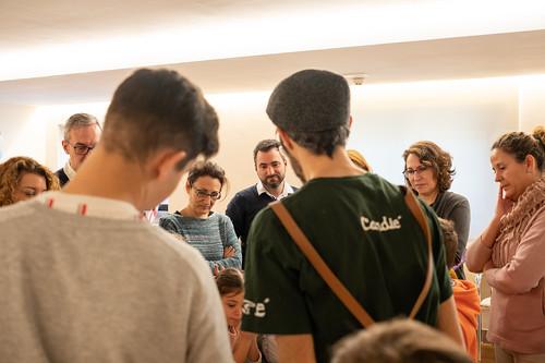 Taller de cocina infantil en Sevilla: Galleta de Navidad (10)