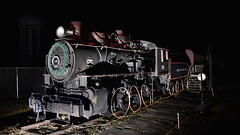 Christmas Steam (Robby Gragg) Tags: chicago gravel company 060 18 bensenville chiristmas