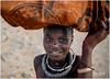 Portrait of a Himba Girl (RudyMareelPhotography) Tags: africa himba himbanamibia himbapeople namibia natgeotravel rudymareelphotography serracafema desert morning ngc travel travelphotography wanderlust flickrclickx flickr