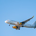 Vueling Airbus A320-200 (EC-LVV) - on approach to Barcelona Airport