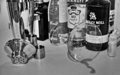 The parties over ! (CJS*64) Tags: drink party alcohol sigma sigma1770mm cjs64 craigsunter cjs blackwhite bw whiteblack whiteandblack mono monochrome