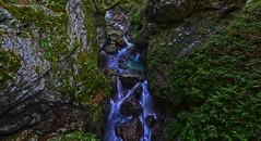 Tolmin Gorge DSC_7224 (JKIESECKER) Tags: nature nationalpark water rivers waterfalls slovenia tolmingorge green mountains movement blur