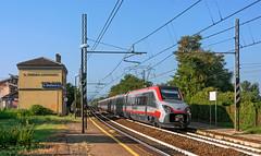 FS ETR700 010 (maurizio messa) Tags: lombardia mau bahn ferrovia treni trains railway railroad nikond7100 frecciargento es es8802 etr700 v250 ansaldo breda ansaldobreda elettrotreno etr