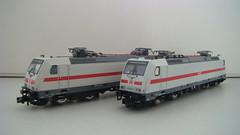 BR 146.5 Arnold & Fleischmann (vollerbm) Tags: modelleisenbahn spurn modellbahn 1zu160 nscale arnold fleischmann ic2 br146