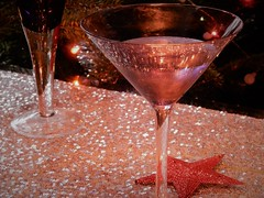 Merry Christmas to all my Flicker Friends.. Cheers (Clare-White) Tags: glass glitter drink flickerfriday cheers explored stilllife festive christmas aawmonthly