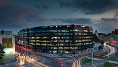 Dominikański office building. (patrykmichalskifotografia) Tags: dominikański wrocław poland canon breslau architecture architektura office polska wroclaw