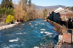Seix (Ariège) (PierreG_09) Tags: seix ariège pyrénées pirineos couserans occitanie midipyrénées salat coursdeau rivière torrent