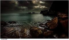 Atmosphère..... (jmfaure29) Tags: jmfaure29 sigma sky seascape sea mer canon ciel clouds paysage bretagne finistère