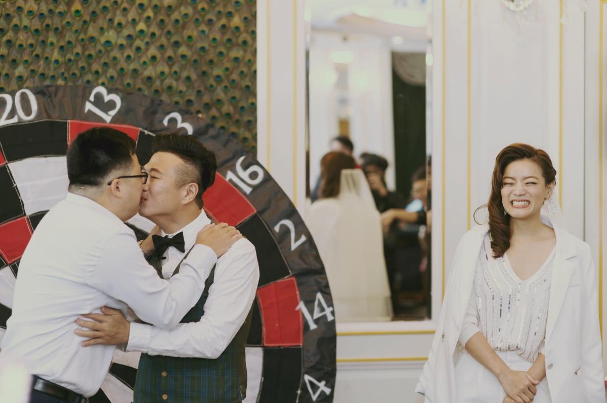 BAC_014, vlog, 台北頂鮮101, 101海鮮餐廳, BACON, 攝影服務說明, 婚禮紀錄, 婚攝, 婚禮攝影, 婚攝培根, 一巧攝影, 張勛傑, 小嫻, 黃柔嫻, 陳德烈, 圓圓, 郭彥均