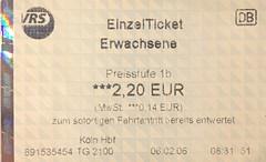"Nahverkehr Deutschland • <a style=""font-size:0.8em;"" href=""http://www.flickr.com/photos/79906204@N00/49277742781/"" target=""_blank"">View on Flickr</a>"