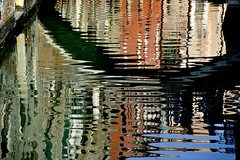 colori riflessi (pjarc) Tags: europe europa italy italia italian veneto venice venezia venetian venedig colors colori riflessi reflex acqua water tavolozza foto photo digital nikon d3s 2019 bellezza beautiful