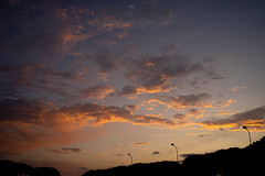 A beautiful sky above Bordighera (fedech_) Tags: sony sonyalpha sonya7 cielo sky beauty bellezza liguria italy italia sunset tramonto zeiss zeisscameralenses