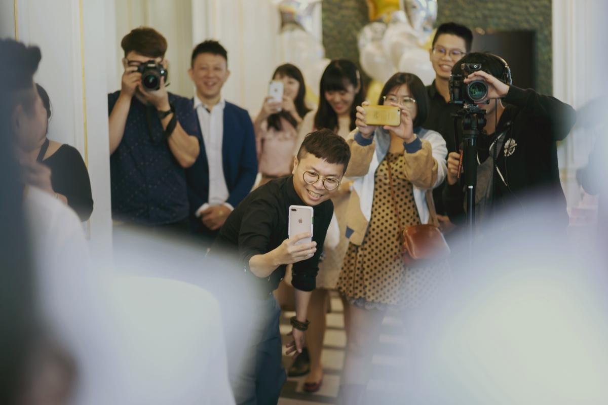 BAC_026, vlog, 台北頂鮮101, 101海鮮餐廳, BACON, 攝影服務說明, 婚禮紀錄, 婚攝, 婚禮攝影, 婚攝培根, 一巧攝影, 張勛傑, 小嫻, 黃柔嫻, 陳德烈, 圓圓, 郭彥均