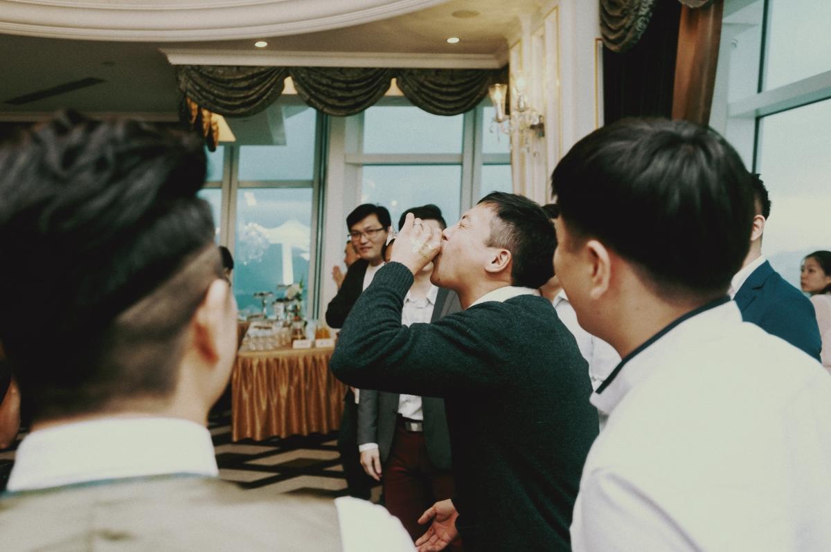 BAC_025, vlog, 台北頂鮮101, 101海鮮餐廳, BACON, 攝影服務說明, 婚禮紀錄, 婚攝, 婚禮攝影, 婚攝培根, 一巧攝影, 張勛傑, 小嫻, 黃柔嫻, 陳德烈, 圓圓, 郭彥均