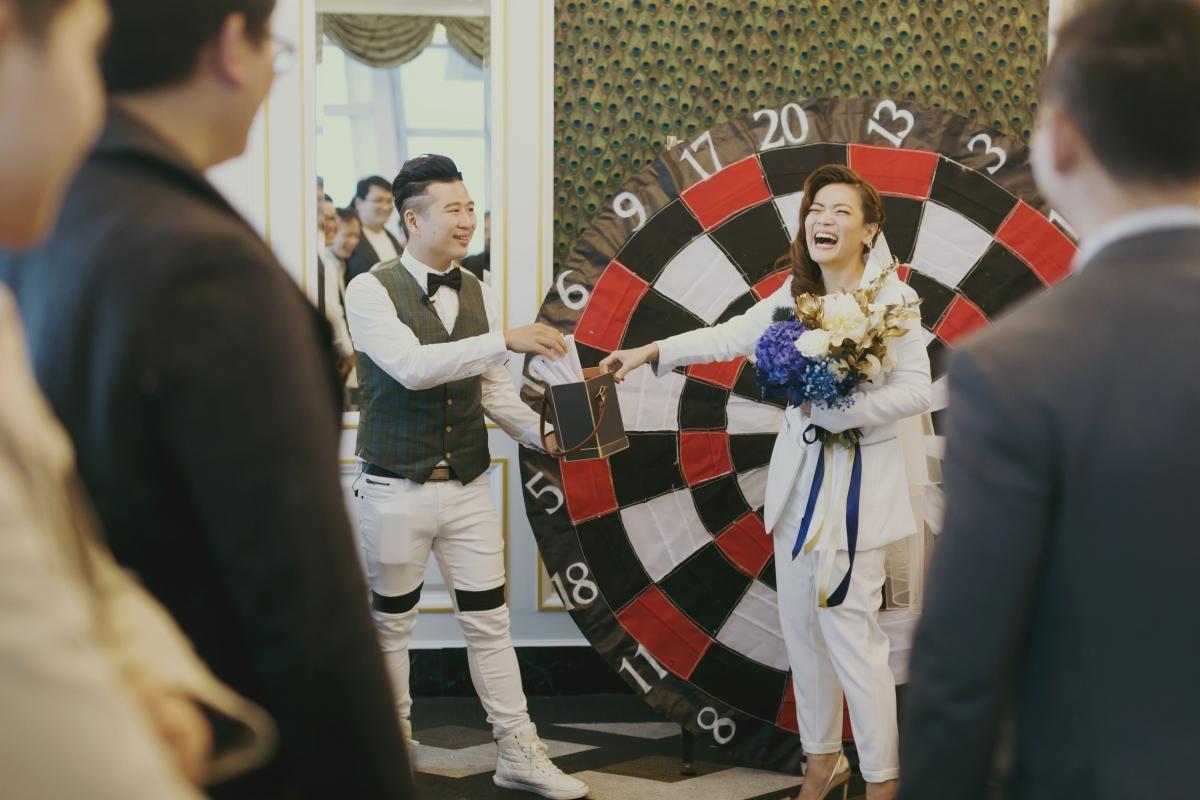 BAC_022, vlog, 台北頂鮮101, 101海鮮餐廳, BACON, 攝影服務說明, 婚禮紀錄, 婚攝, 婚禮攝影, 婚攝培根, 一巧攝影, 張勛傑, 小嫻, 黃柔嫻, 陳德烈, 圓圓, 郭彥均