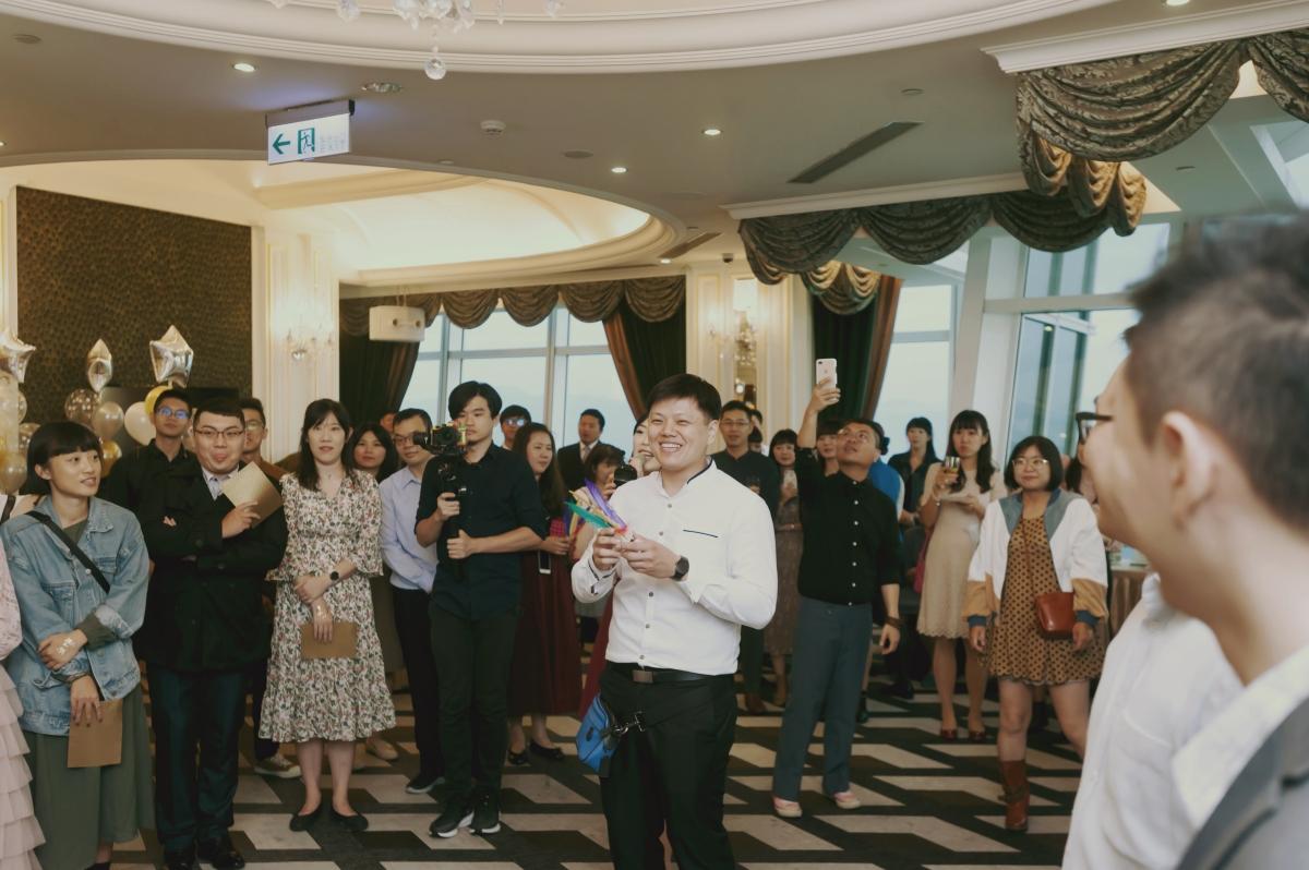 BAC_016, vlog, 台北頂鮮101, 101海鮮餐廳, BACON, 攝影服務說明, 婚禮紀錄, 婚攝, 婚禮攝影, 婚攝培根, 一巧攝影, 張勛傑, 小嫻, 黃柔嫻, 陳德烈, 圓圓, 郭彥均