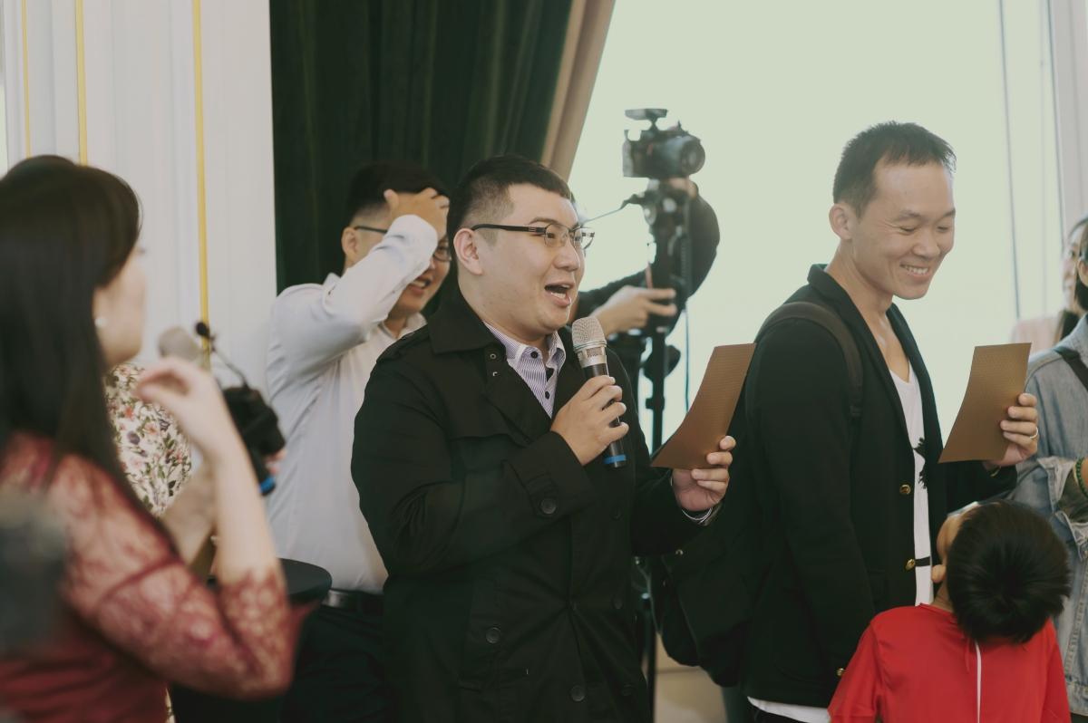 BAC_008, vlog, 台北頂鮮101, 101海鮮餐廳, BACON, 攝影服務說明, 婚禮紀錄, 婚攝, 婚禮攝影, 婚攝培根, 一巧攝影, 張勛傑, 小嫻, 黃柔嫻, 陳德烈, 圓圓, 郭彥均