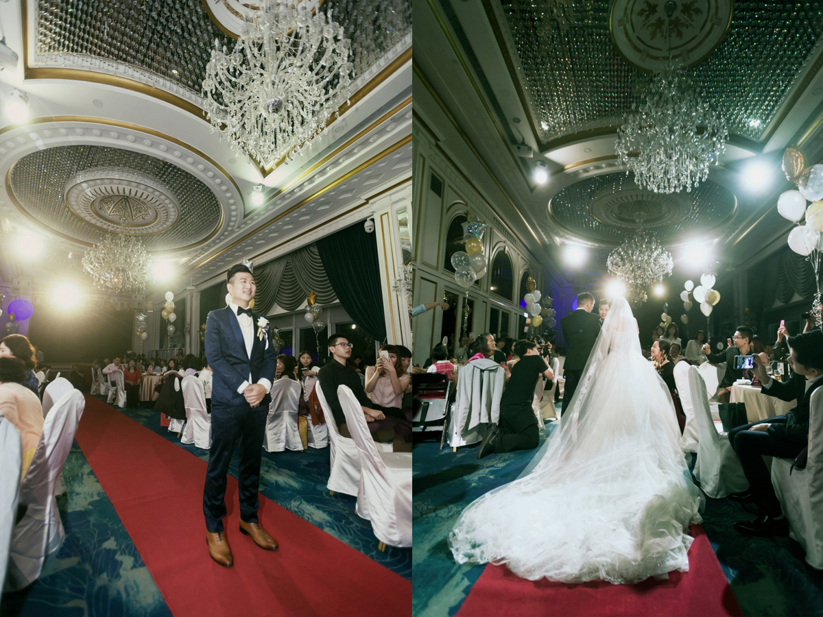 Color_040, vlog, 台北頂鮮101, 101海鮮餐廳, BACON, 攝影服務說明, 婚禮紀錄, 婚攝, 婚禮攝影, 婚攝培根, 一巧攝影, 張勛傑, 小嫻, 黃柔嫻, 陳德烈, 圓圓, 郭彥均