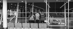 Se faire attendre - In waiting (pprd) Tags: aéroport brest guipavas panasonicgx8 panasonic14140mmii