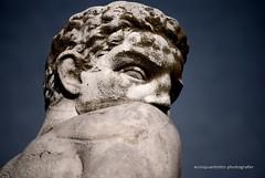 FUTURO (Ecinquantotto (+ 1.890.000 views !!! GRAZIE) Tags: architettura architecture art arte marmo d3000 dreams diagonale italia italy roma rome statue stadiodeimarmi