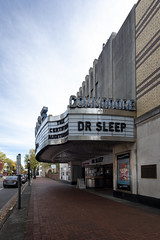 Commodore Theatre, Portsmouth, VA (Dean Jeffrey) Tags: virginia theater movietheater marquee portsmouth