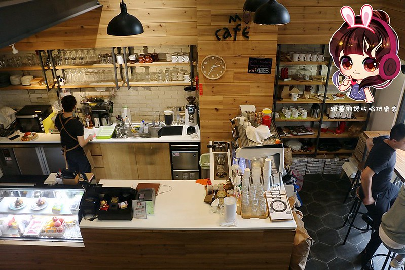 Moi Cafe 仁愛店012