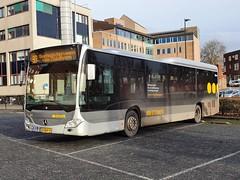 NLD Qbuzz 3336 ● Groningen Station (Roderik-D) Tags: 03bhp4 qbuzz33273368 3336 groningenstation 2016 dieselbus euro6 mercedesbenz citaro3 o530ü isri cruisecontrol überlandbus streekbus 2axle 2doors streeklijn39 gd2020 solobus 655102 lijnbus linienbus