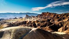 Zabriskie Point, Death Valley, California (Agirard) Tags: zabriskie point death valley california usa park sunrise olympus naturewatcher