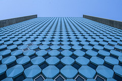 (jfre81) Tags: chicago lincoln park lakeview presence st joseph hospital abstract architecture pattern texture vanishing point diagonals line geometry 312 windy second city urban james fremont photography jfre81 canon rebel xs eos