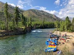 Indian Creek put-in