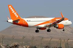 G-EZPB_02 (GH@BHD) Tags: gezpb airbus a320214 easyjet arrecifeairport lanzarote a320 a320200 u2 ezy ace gcrr arrecife aircraft aviation airliner