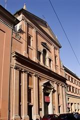 IMGP6180 (hlavaty85) Tags: bologna boloňa ex chiesa kostel church san giorgio svatý jiří