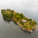 Private Island With Circular House