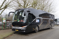 Setra S 515 HD Jonker Travel met kenteken 68-BFJ-5 voor het ZLSM station in Simpelveld 26-12-2019 (marcelwijers) Tags: setra s 515 hd jonker travel met kenteken 68bfj5 voor het zlsm station simpelveld 26122019 bus busse buses coach autobus autocar autocars reisebus touringcar pays bas nederland niederlande netherlands zuid limburg