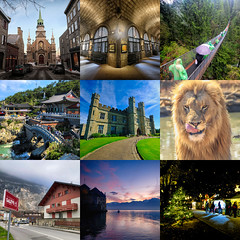 2019 Travel Year in Review (` Toshio ') Tags: toshio montreal canada manila philippines vancouver tokyo japan busan southkorea london brighton dover canterbury leeds unitedkingdom krugernationalpark southafrica annemasse france montreux geneva korea asia europe travel lion castle temple fujixt2 fuji xt2