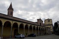 IMGP6123 (hlavaty85) Tags: bologna boloňa chiesa annunziata kostel church nanebevzetímarie mary