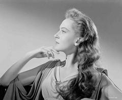 Deborah Kerr (thomasgorman1) Tags: portrait photo film actress 1953 bw monochrome profile kerr hollywood nostalgia