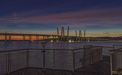 Tappan Zee at Sunset (The way I see the world.) Tags: new york tappan zee bridge sunset hudson river