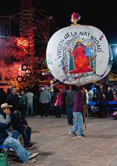 Zapotec Fiesta Oaxaca Mexico (Ilhuicamina) Tags: globo festival celebrations mexico zapotec oaxacan christmas navidad