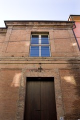 IMGP6150 (hlavaty85) Tags: bologna boloňa ex chiesa san pietro martire kostel church