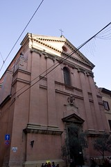 IMGP6176 (hlavaty85) Tags: bologna boloňa chiesa san gregorio siro svatý jiří kostel church