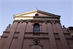 IMGP6177 (hlavaty85) Tags: bologna boloňa chiesa san gregorio siro svatý jiří kostel church
