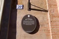IMGP6182 (hlavaty85) Tags: bologna boloňa ex chiesa kostel church san giorgio svatý jiří