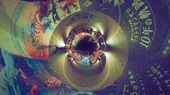 AMUSEMENT (ajpscs) Tags: ©ajpscs ajpscs 2019 japan nippon 日本 japanese 東京 tokyo city people tokyostreetphotography streetphotography street urban urbanlife walksoflife tokyoscene insta360onex 360度カメラ 360°camera 360streetphotography lifein360 tokyo360 tinyplanet