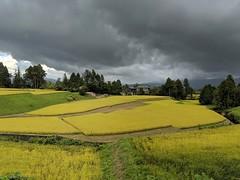Approaching typhoon, Honshu (ianw1951) Tags: honshu japan mountfuji weather typhoon clouds
