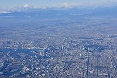 東京タワー (yuki_alm_misa) Tags: レインボーブリッジ 富士山 東京タワー plane airbus fuji a321neo mtfuji 飛行機 fujisan airplane a321272n aircraft aeroplane tokyobay 東京 東京湾 航空写真 航空機 tokyo