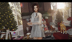 - Table for two. (megumibasis) Tags: truth chuing your dreams decor apple fall ramdom matter pumec thor cat jian dust bunny christmas tree fire noel second life cute